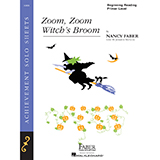 Nancy Faber Zoom, Zoom, Witch's Broom Sheet Music and Printable PDF Score | SKU 356972