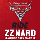 Download or print ZZ Ward featuring Gary Clark Jr. Ride Digital Sheet Music Notes and Chords - Printable PDF Score